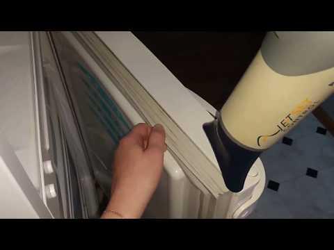 Лайфхак восстановление Реставрация уплотнительных резинок холодильника - все просто