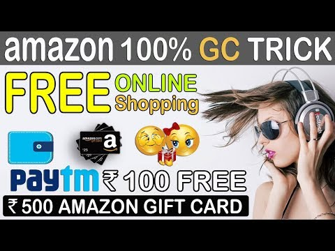 amazon-offers-today-free-gift-cards-|-amazon-under99-offer-|-paytm-loot-|-vova-free-shopping-tricks
