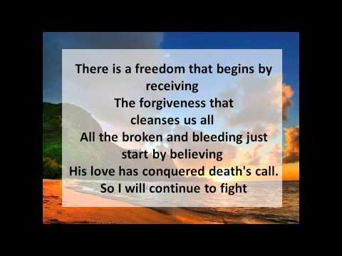 Come Alive by Jeremy Camp (with lyrics)