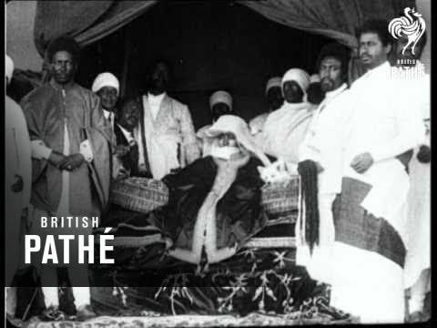 In Far Off Abyssinia (1927)