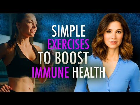 How Simple Exercises Can Boost Your Immune Health Dramatically