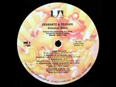 FERRANTE & TEICHER - CLASSICAL DISCO [LP]