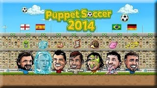 Puppet Soccer 2014 - Football - Android Gameplay HD