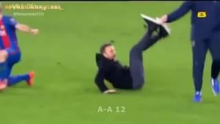 Loca reaccion por Barcelona vs PSG 6 1  Shakira Gerrard  Lineker Michael Owen  Lionel Messi