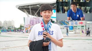 #ACL2018 Fans ask the Players: Suwon Samsung Bluewings