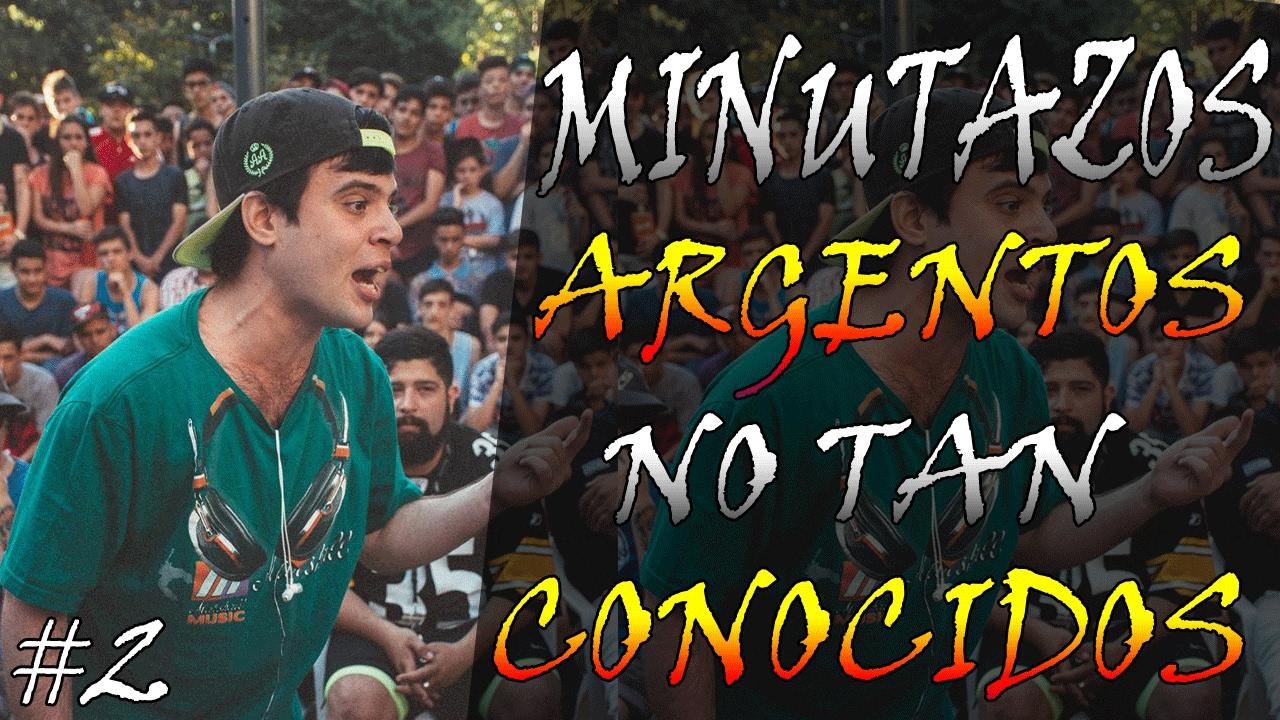 TREMENDOS minutos sin tanto RECONOCIMIENTO (Argentina) | Batalla de Gallos