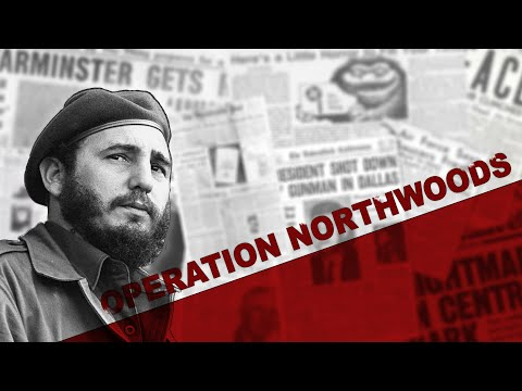 Operation Northwoods: Would the United States kill their own Citizens?