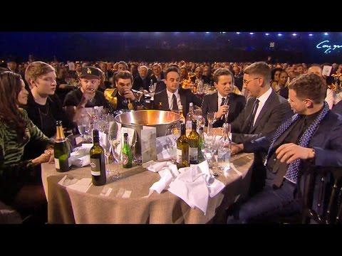 Royal Blood, George Ezra and alt-j I BRIT Awards 2015
