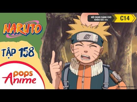 Naruto Tập 158 - Mọi Người Theo Tôi! Nỗ Lực Băng Qua Thử Thách - Trọn Bộ Naruto Lồng Tiếng