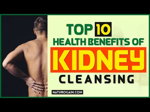 Top 10 Health Benefits of Kidney Cleansing and Ways to Cleanse Kidneys Naturally