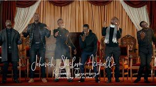 KATONDA ONSEMBEZZE(Near My God To Thee) - JEHOVAH SHALOM ACAPELLA (Official Video).
