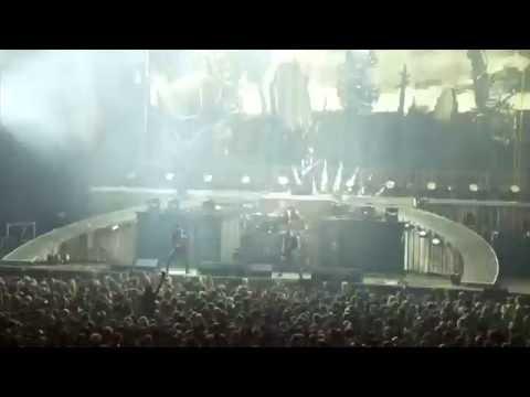 Volbeat - The Devil's Bleeding Crown & Heaven nor Hell (HD) (Live @ Munich October 31 2016