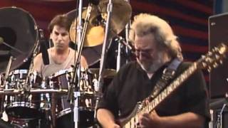 Grateful Dead - Hell In A Bucket 7-7-89