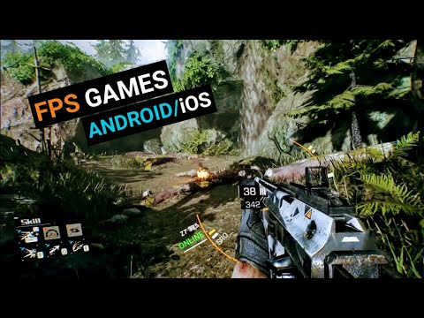 Top 10 FPS Games For android 2019   upcoming FPS Games for Android