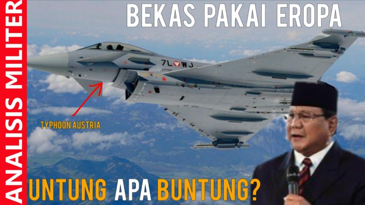 Hendak Dibuang Austria, Mengapa Militer Indonesia Incar Pesawat Tempur Bekas ini?