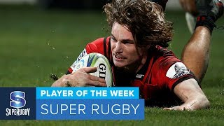 PLAYER OF THE WEEK: 2018 Super Rugby Week 19