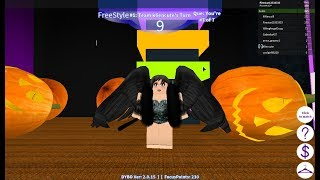 Roblox - Tanz Ihre Blox Off - gruselige beängstigend Skelette - Freestyle