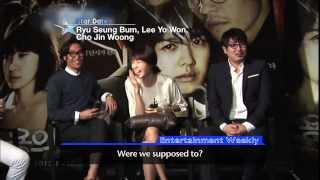 [Star Date] Ryu Seung-bom, Lee Yo-won, Cho Jin-woong (류승범, 이요원, 조진웅)