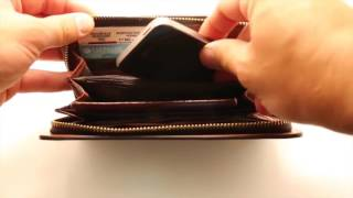видео Baellerry italia портмоне мужское –аксессуар успешного мужчины