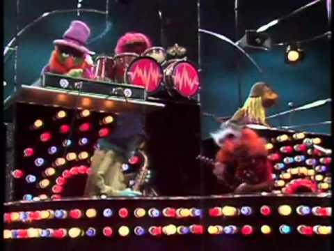 Happy Birthday, Muppet Rock Style!