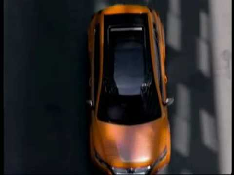 2006 Volkswagen Tiguan Concept Promotional Video Youtube