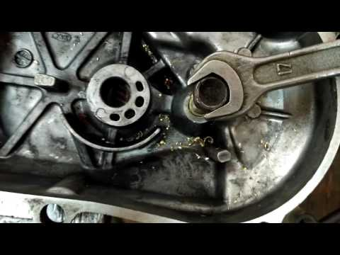Ремонт кик стартера мопеда Honda,Suzuki и т.д.