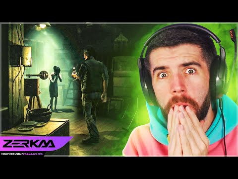 Why Zerkaa Shouldn't Play Horror Games... (Song Of Horror)