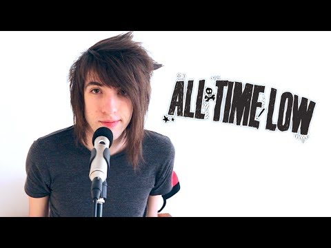 Dear Maria, Count Me In - All Time Low cover | Jordan Sweeto