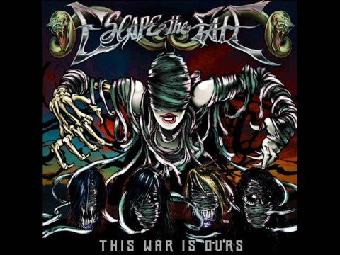 It's Just Me-Escape The Fate