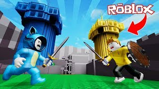 AMAZING BATTLE OF TORRES!! FUN MINIGAMES ROBLOX 💙💚💛 DRINK MILO VITA AND ADRI 😍 AMIWITOS