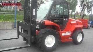 Rough terrain forklift Manitou MC50 (2000) 5 ton for sale
