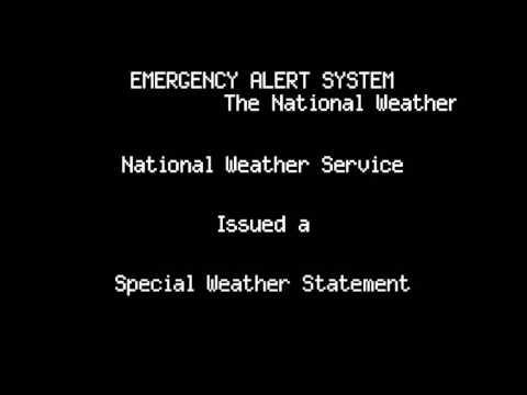 VALID TONES - Double Header Special Weather Statement
