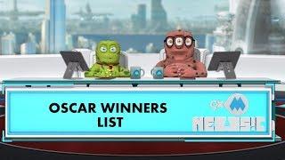 Oscars 2019 Winners   9XM Newsic   Bade   Chote