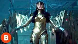 Wonder Woman 1984 New Suits And DC Characters Explained