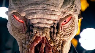 The face of the Beast - Doctor Who - The Satan Pit - Series 2 - BBC