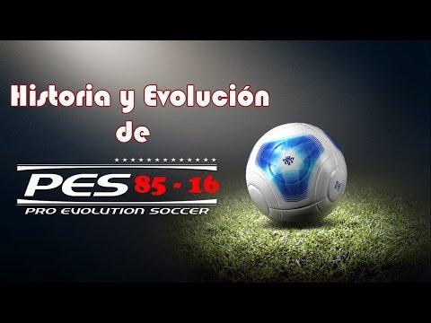 Historia y Evolución De PES 85-16 (Pro Evolution Soccer - Winning Eleven - ISS)