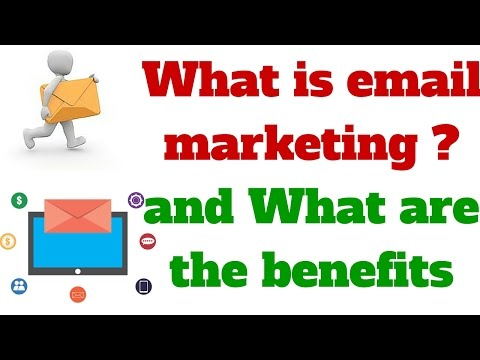 What is email marketing and its benefits - Hindi - 동영상