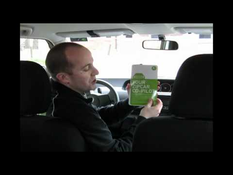 How to Drive a Zipcar