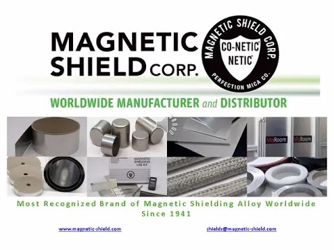 Magnetic Shield Corporation   EMI Shielding   Specialty Alloy Brands Supplier