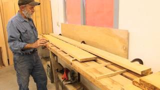 How To Set-up A Custom Work Bench For Wood Working