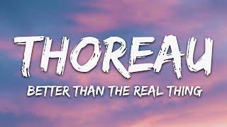 Thoreau x Ro$ko x Snoozegod - Better Than The Real Thing (Lyrics)