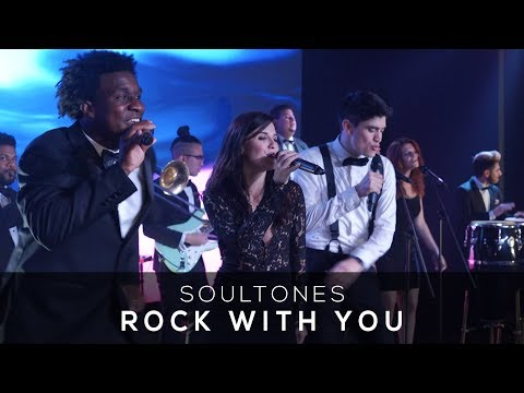 Rock With You by Michael Jackson (Soultones Cover)