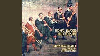 Taffel Consort: XXII. Intrada (2)