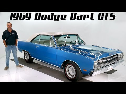 1969 Dodge Dart GTS for sale at Volo Auto Museum (V17883)