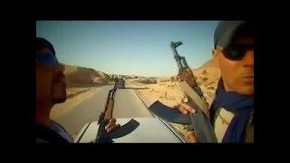 Accrochage entre Gendarmerie Algérienne et mafia contre bonde  * film*