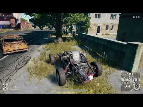 How To Win at PlayerUnknown's Battlegrounds Without Shooting a Single Shot.