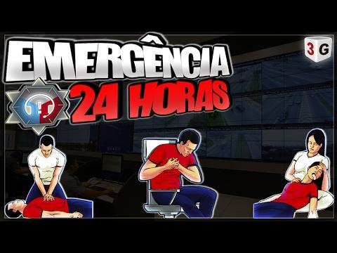 VEJA EMERGÊNCIA 24 HORAS NO RIO DE JANEIRO - 911 OPERATOR