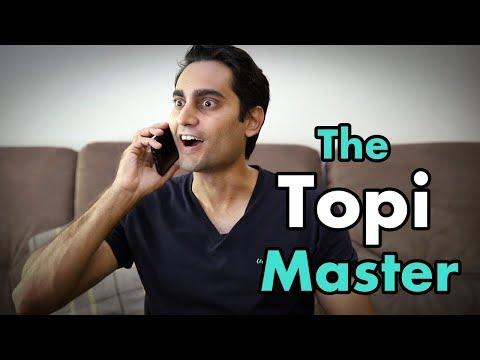 """The Topi Master"" -By Danish Ali"