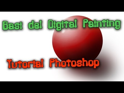 Basi del Digital Painting – Tutorial Photoshop