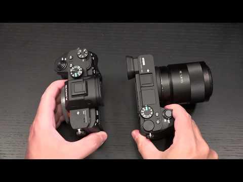 Sony A7iii vs A6500